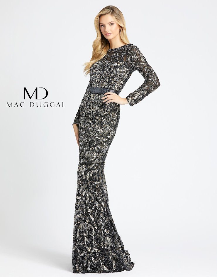 Mac Duggal Style #4316D  Image