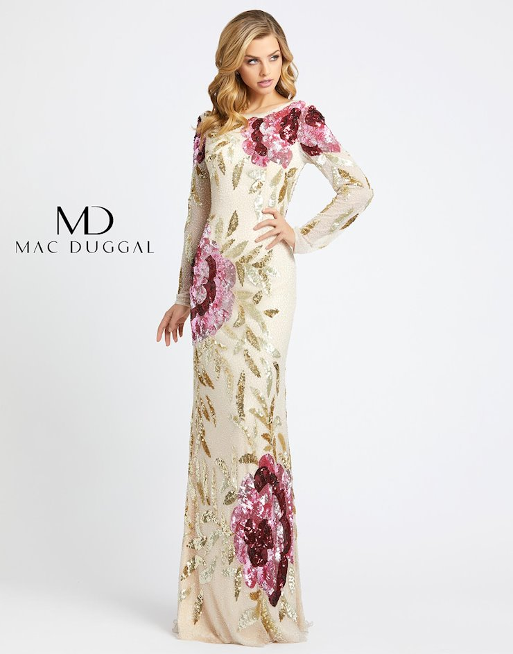 Mac Duggal Style #4566D  Image