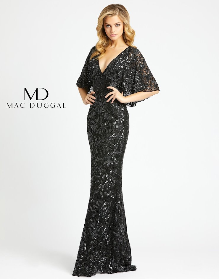 Mac Duggal Style #4574D  Image