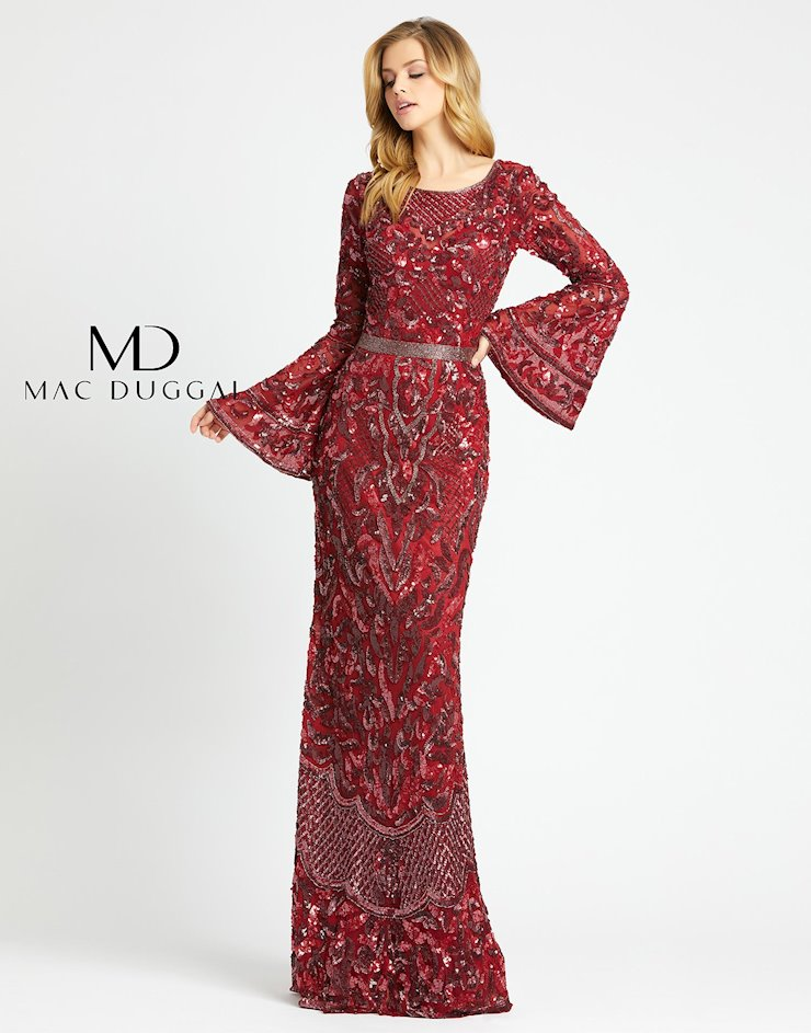 Mac Duggal Style #4576D  Image