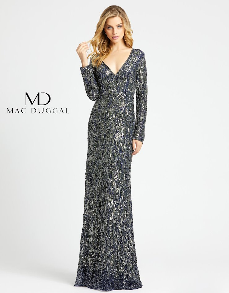 Mac Duggal Style #4578D  Image