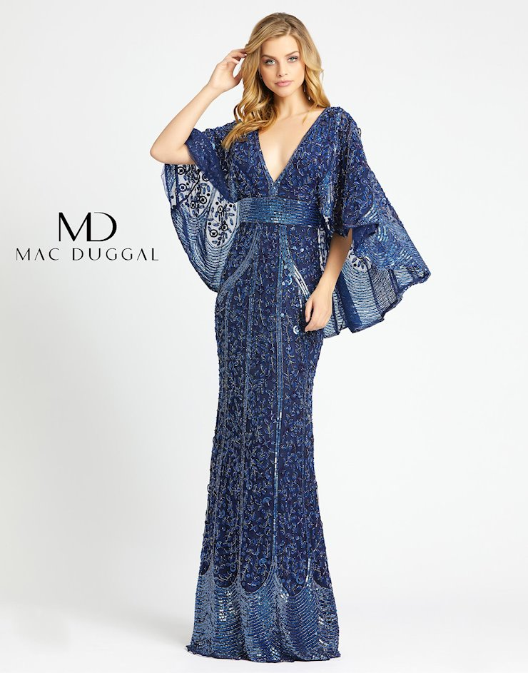 Mac Duggal Style #4611D  Image