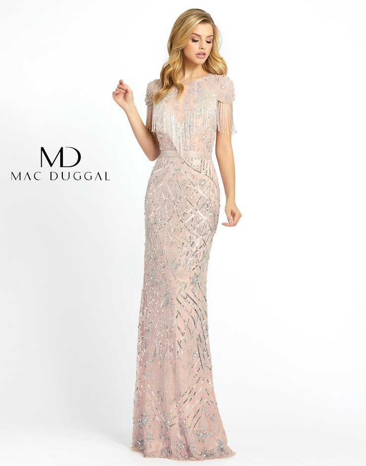 Mac Duggal Style #4715D  Image