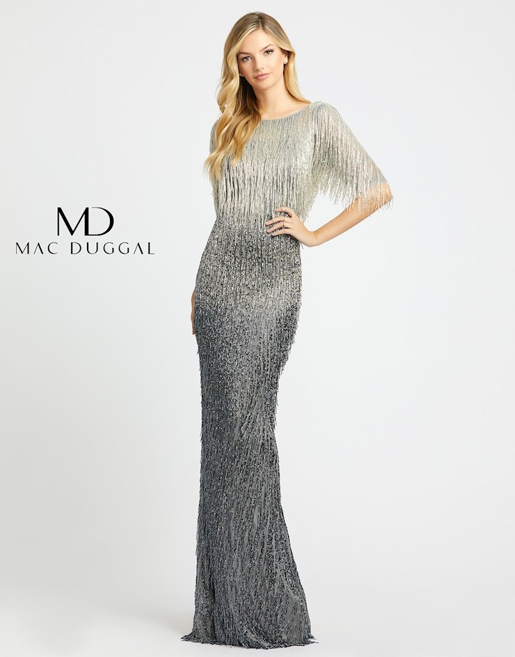 Mac Duggal Style #4743D  Image
