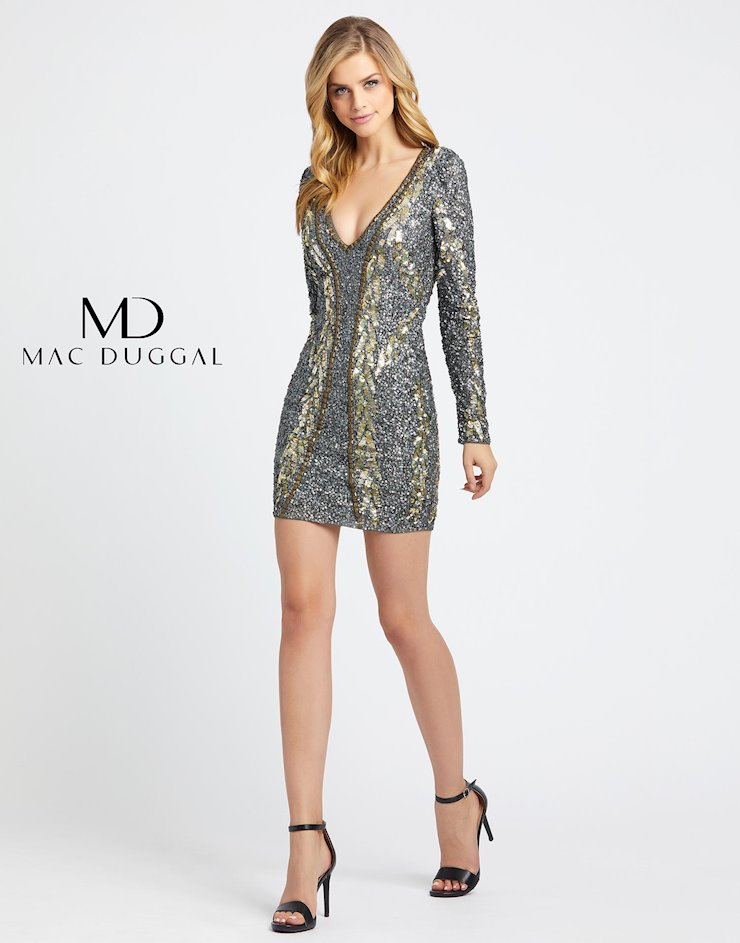 Mac Duggal 4752D Image