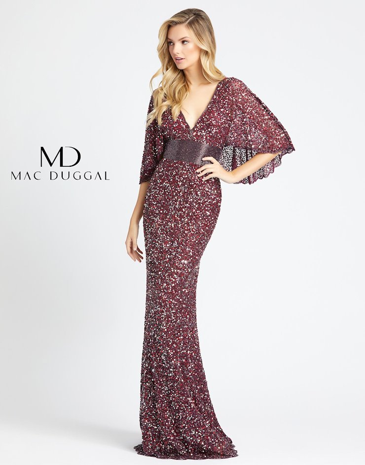 Mac Duggal Style #4808D  Image