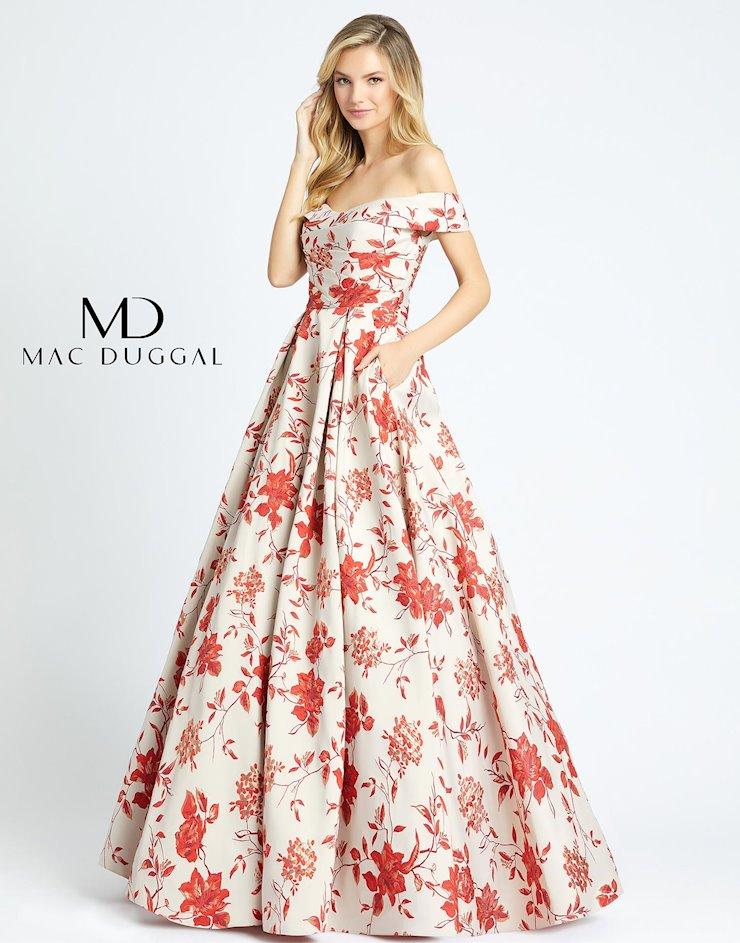 Mac Duggal Style #48873D Image