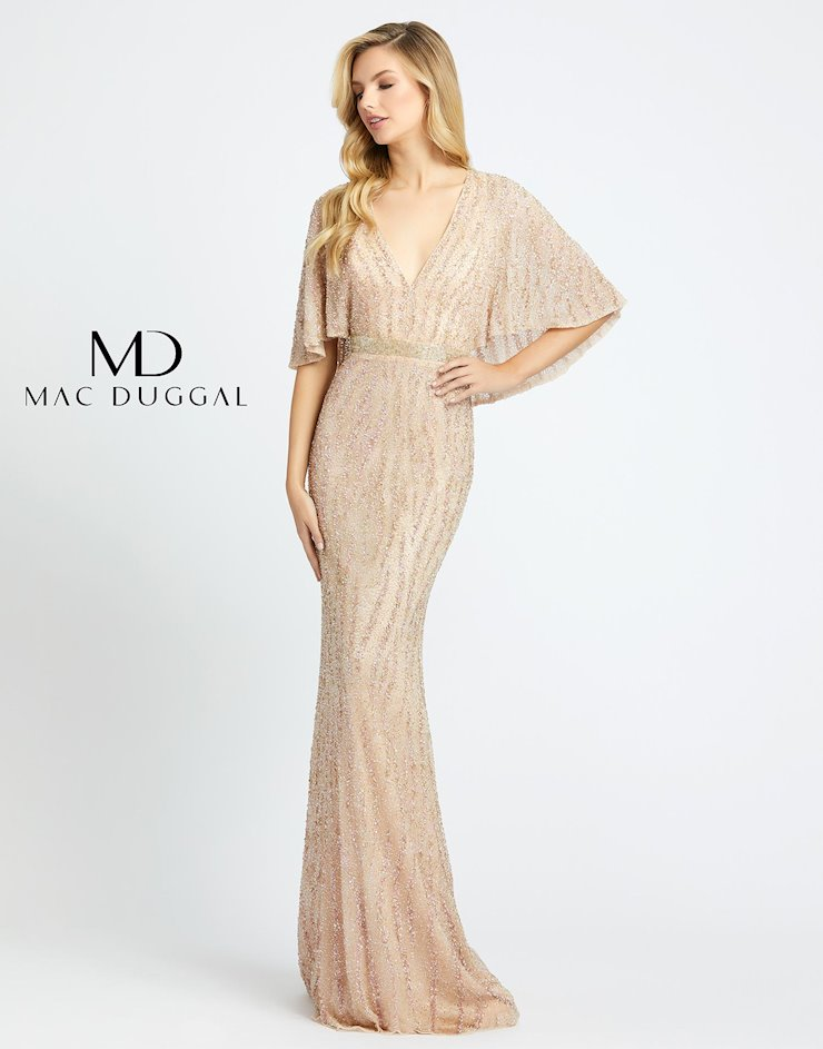 Mac Duggal Style #4917D  Image