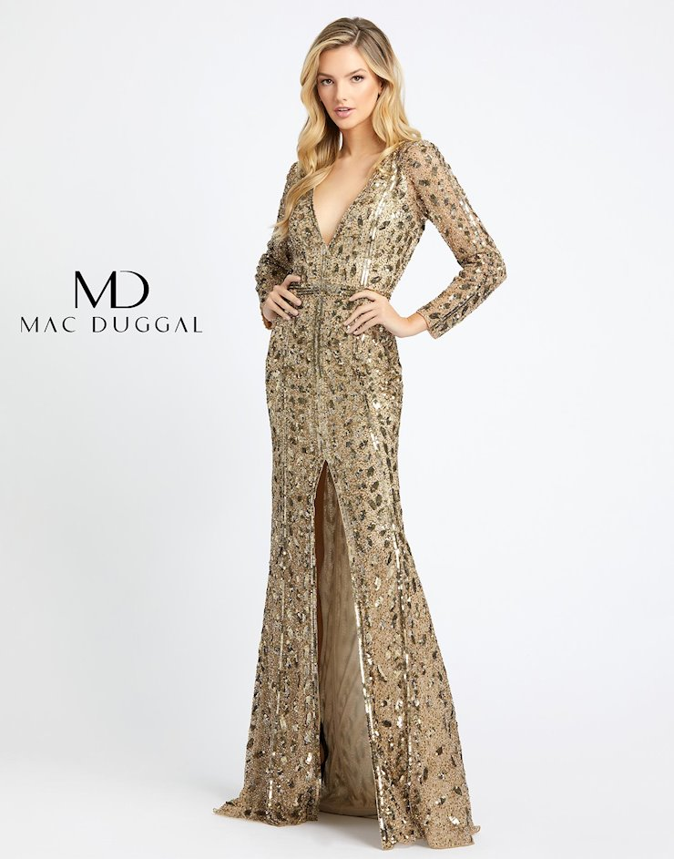 Mac Duggal Style #5002D Image