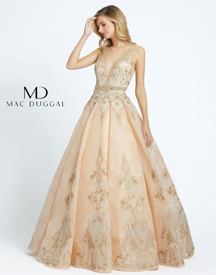 Mac Duggal Style #50525D Image