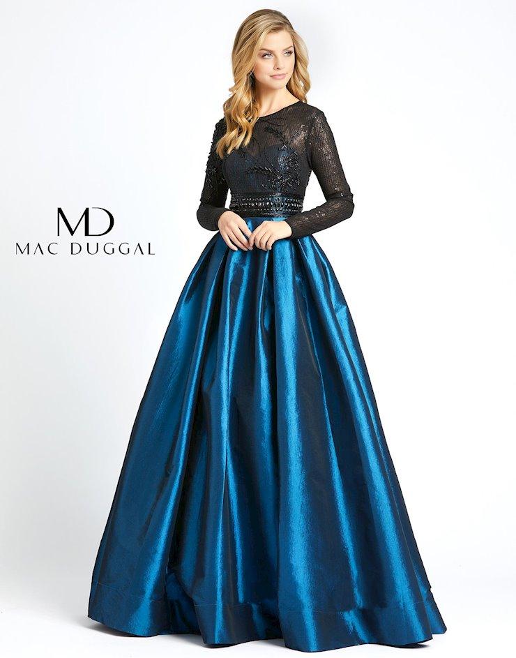 Mac Duggal Style #62883D Image
