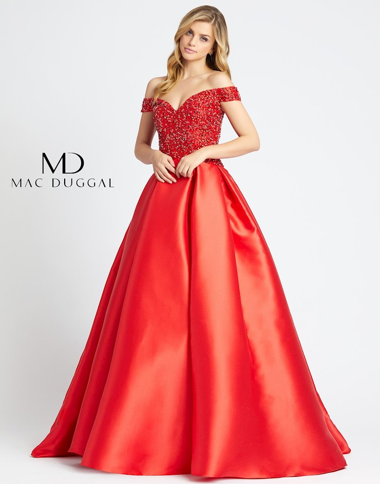 Mac Duggal Style #62905D Image