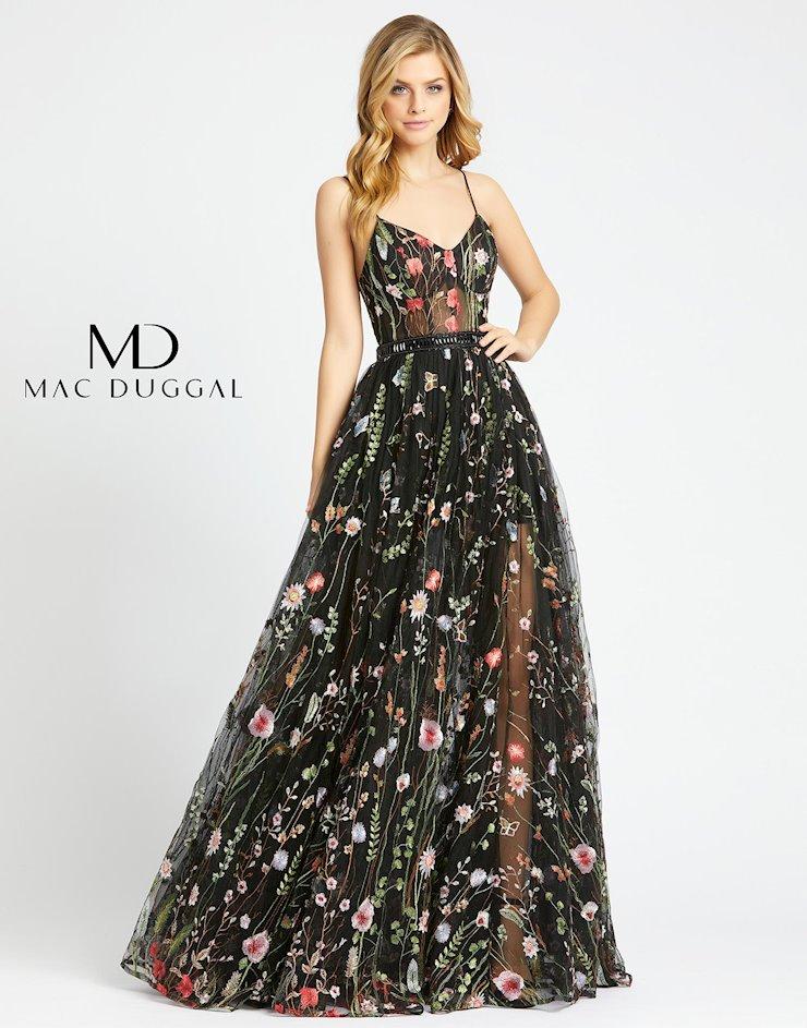 Mac Duggal Style #62989D Image