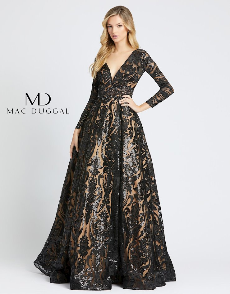 Mac Duggal Style #66334D Image