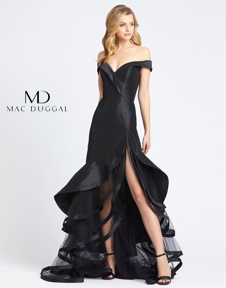 Mac Duggal Style #67068D Image