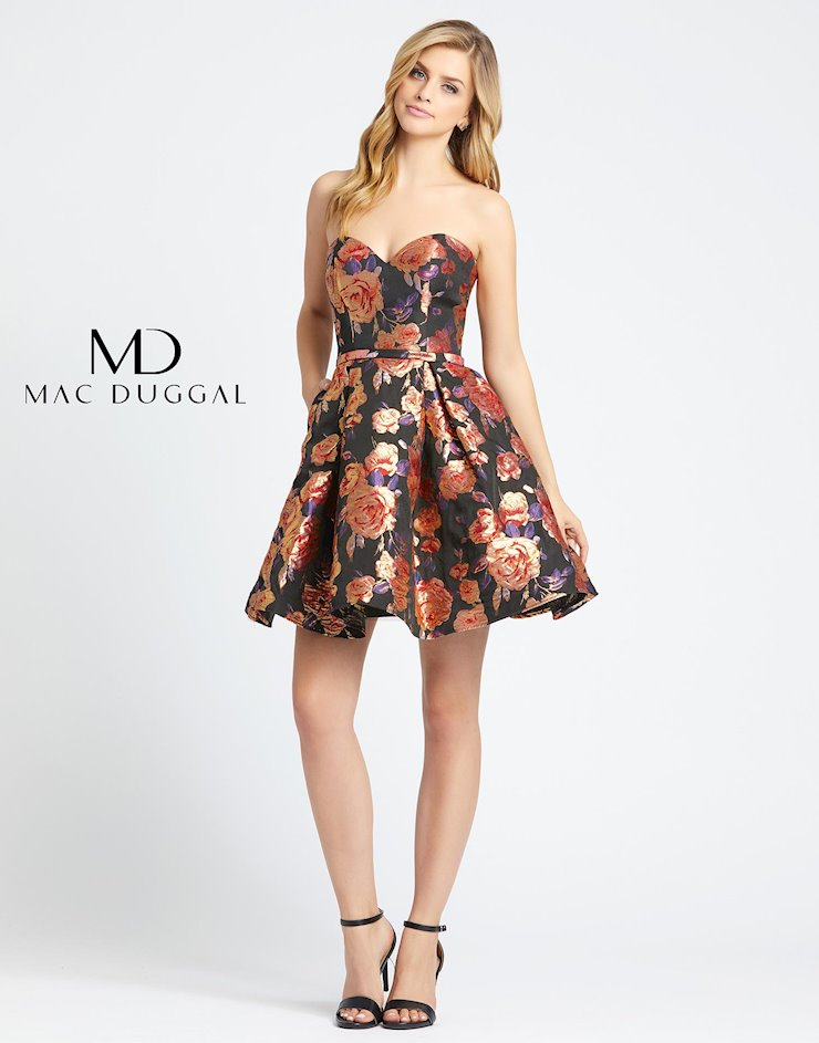 Mac Duggal 67641D Image