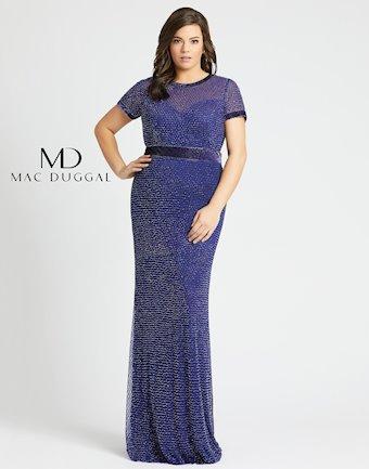 Mac Duggal Style No. #4844F