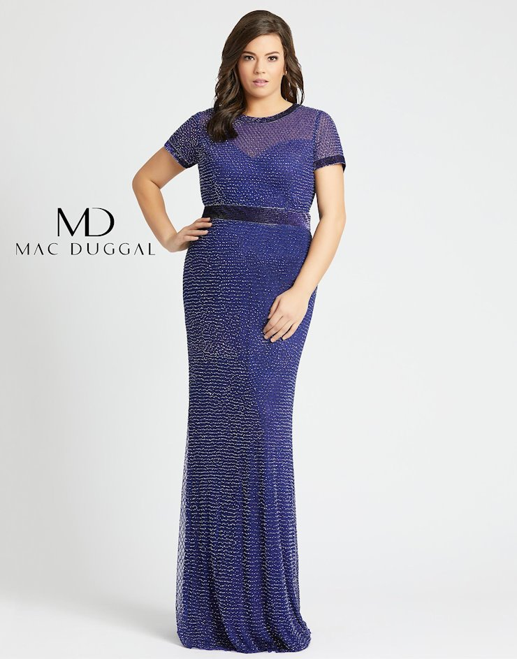 Fabulouss by Mac Duggal 4844F