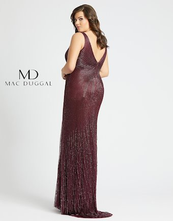 Mac Duggal Style No. 4847F