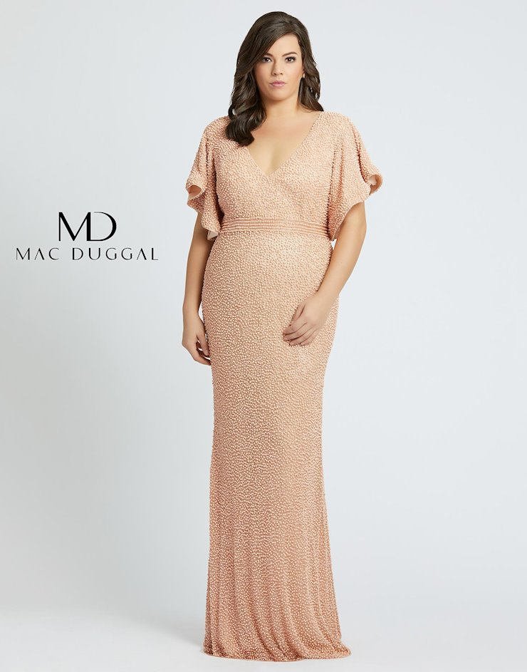 Fabulouss by Mac Duggal 4849F