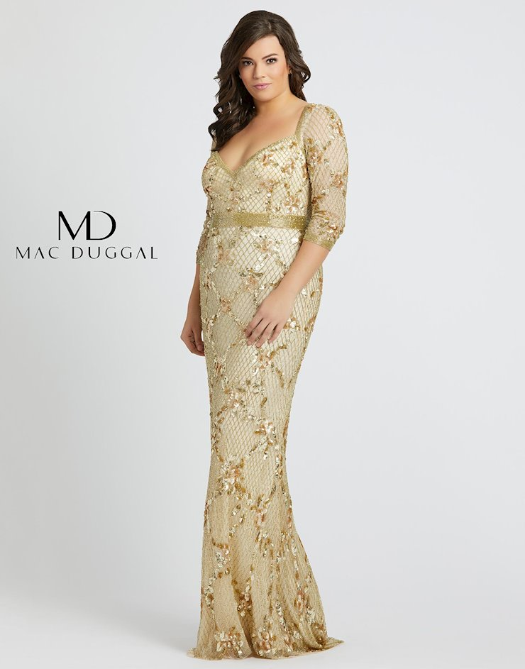 Fabulouss by Mac Duggal 4851F