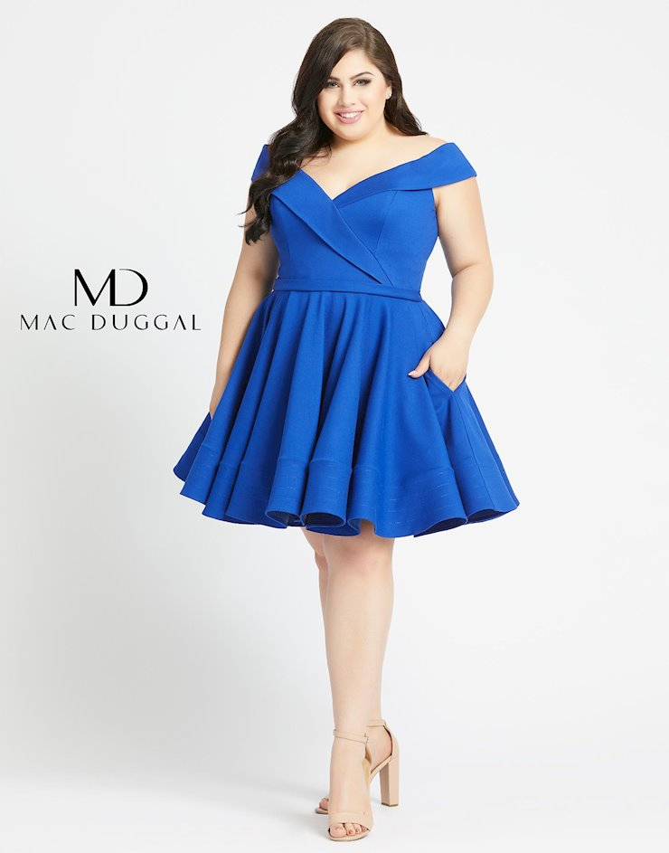 Fabulouss by Mac Duggal 48887F