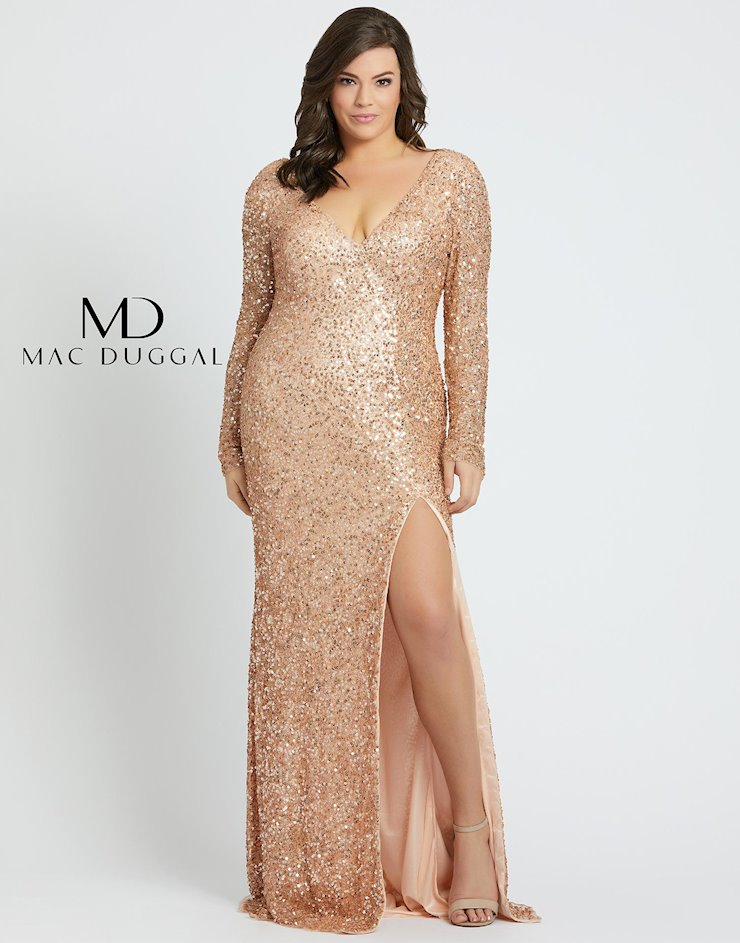 Fabulouss by Mac Duggal 5012F