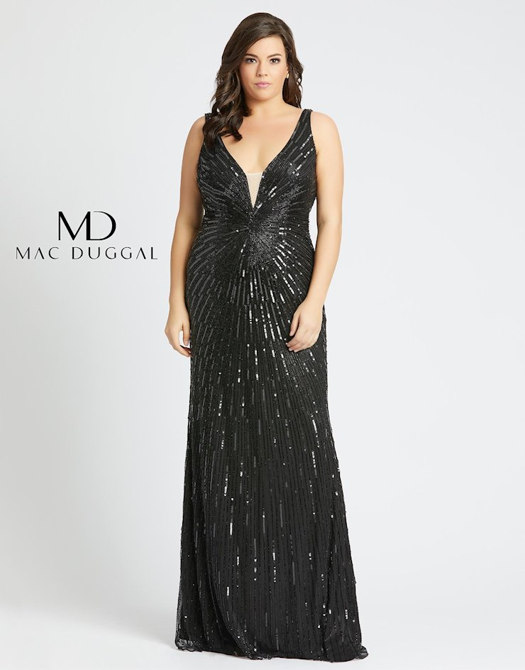 Fabulouss by Mac Duggal 5013F