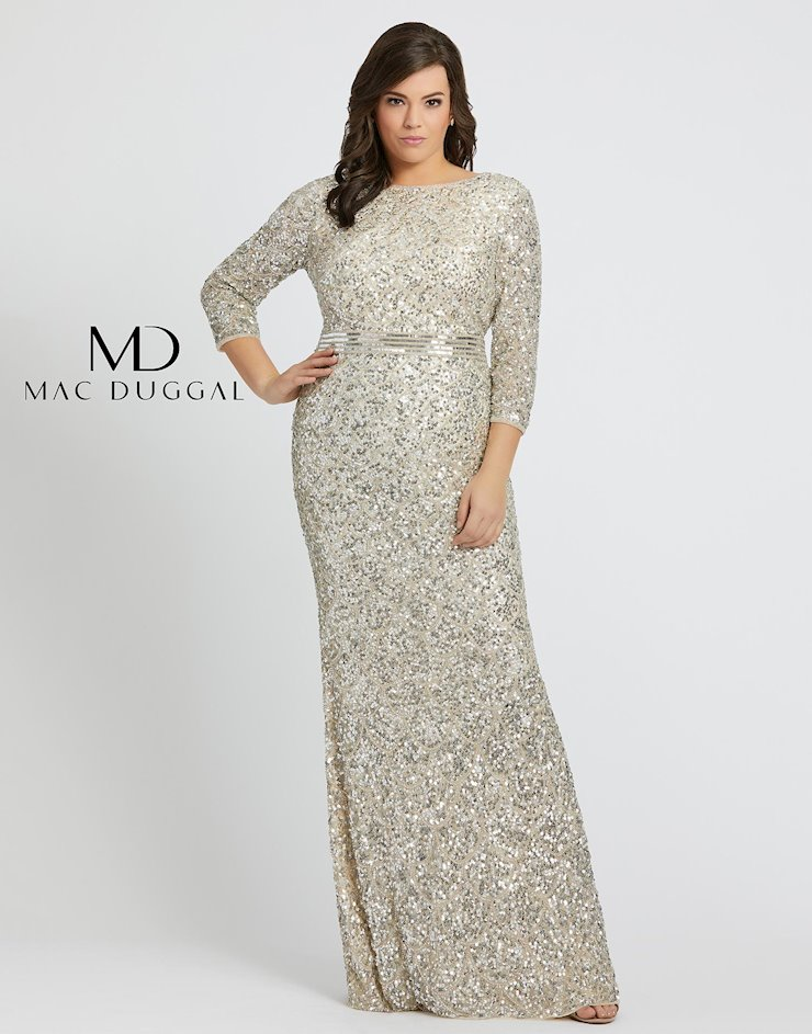 Fabulouss by Mac Duggal 5025F