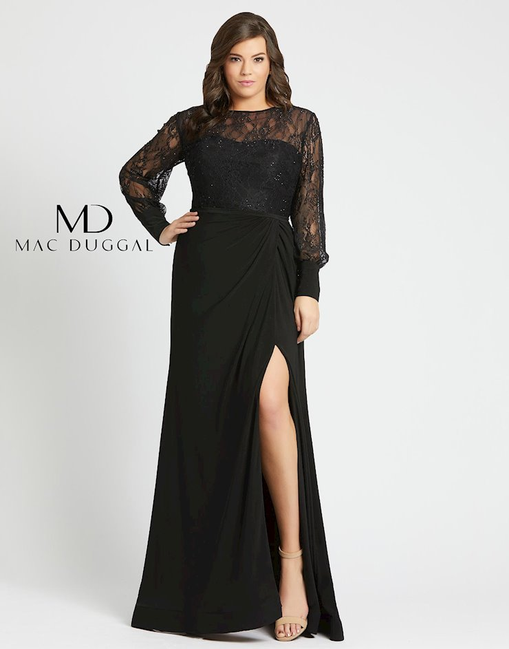 Fabulouss by Mac Duggal 67143F Image