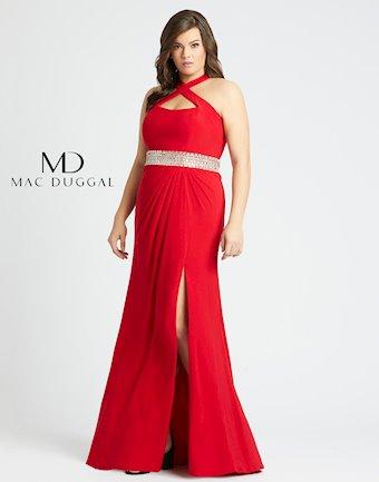 Mac Duggal Style No. 77532F