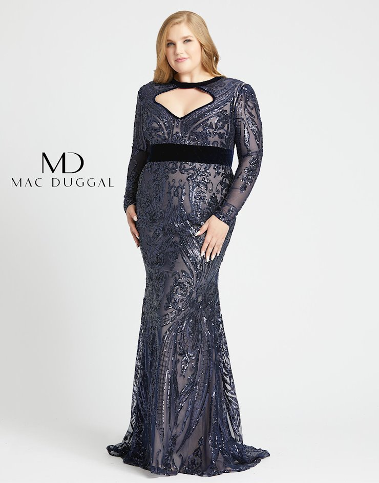 Fabulouss by Mac Duggal 77664F