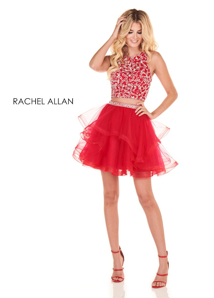 Rachel Allan Style #4012  Image