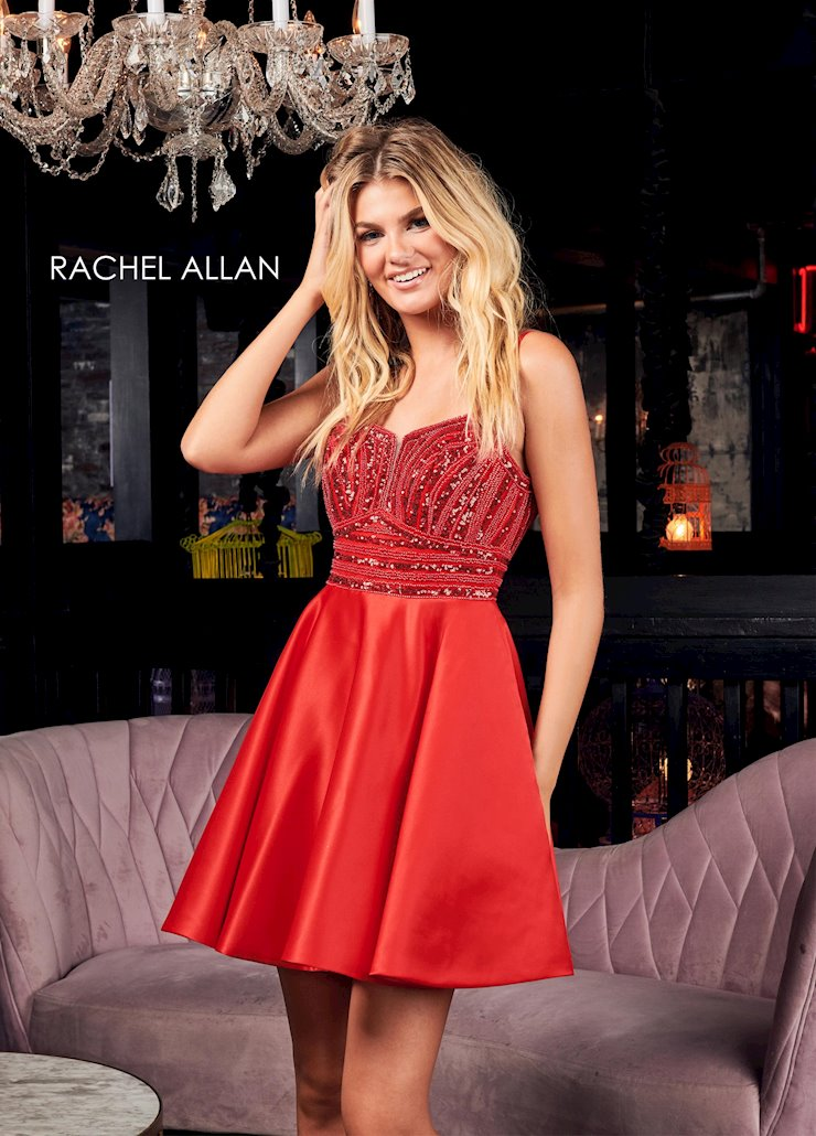 Rachel Allan Style #4013  Image