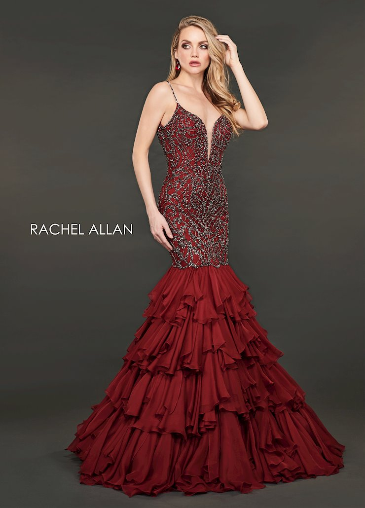 Rachel Allan Style #8414 Image