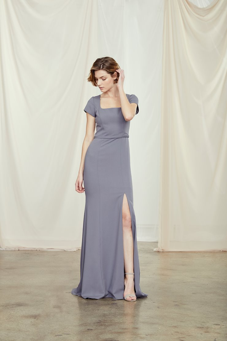 Amsale Bridesmaids Style #Cal Image