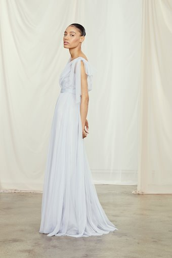 Amsale Bridesmaids Style #Haley