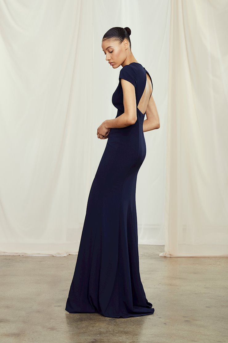 Amsale Bridesmaids Style #Harlee Image