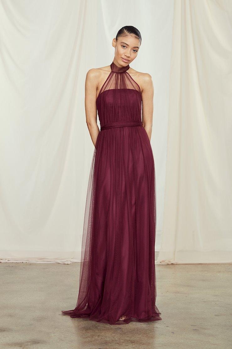 Amsale Bridesmaids Style #Isobel