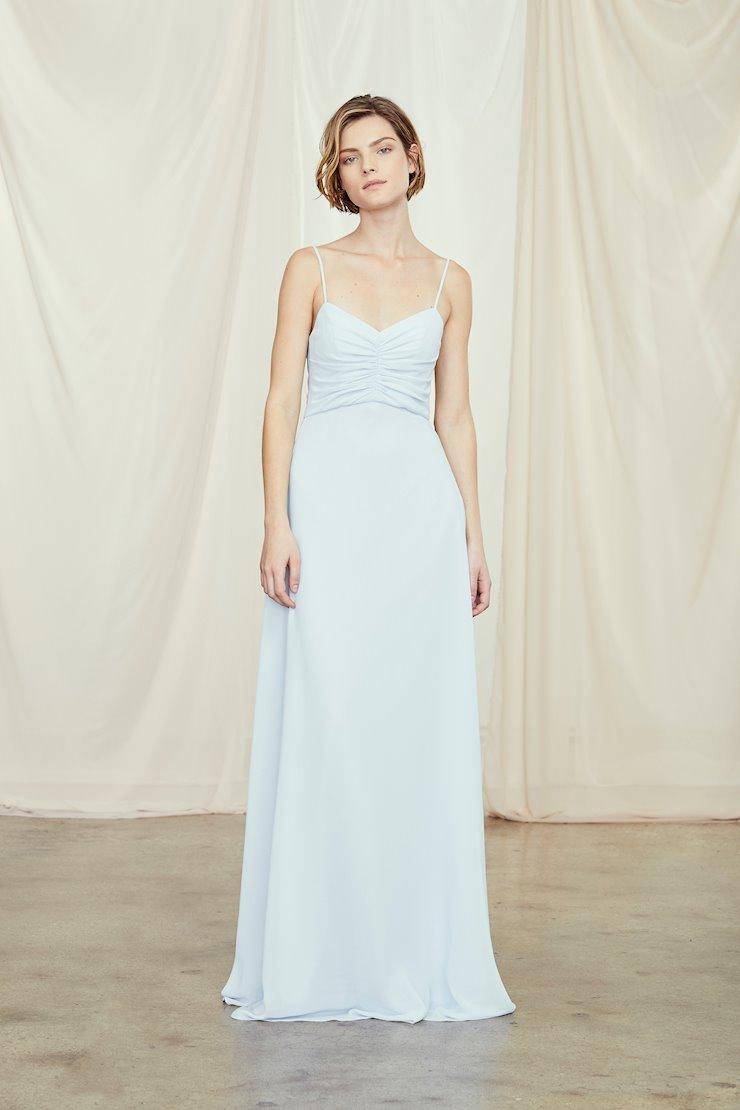 Amsale Bridesmaids Style #Wynne