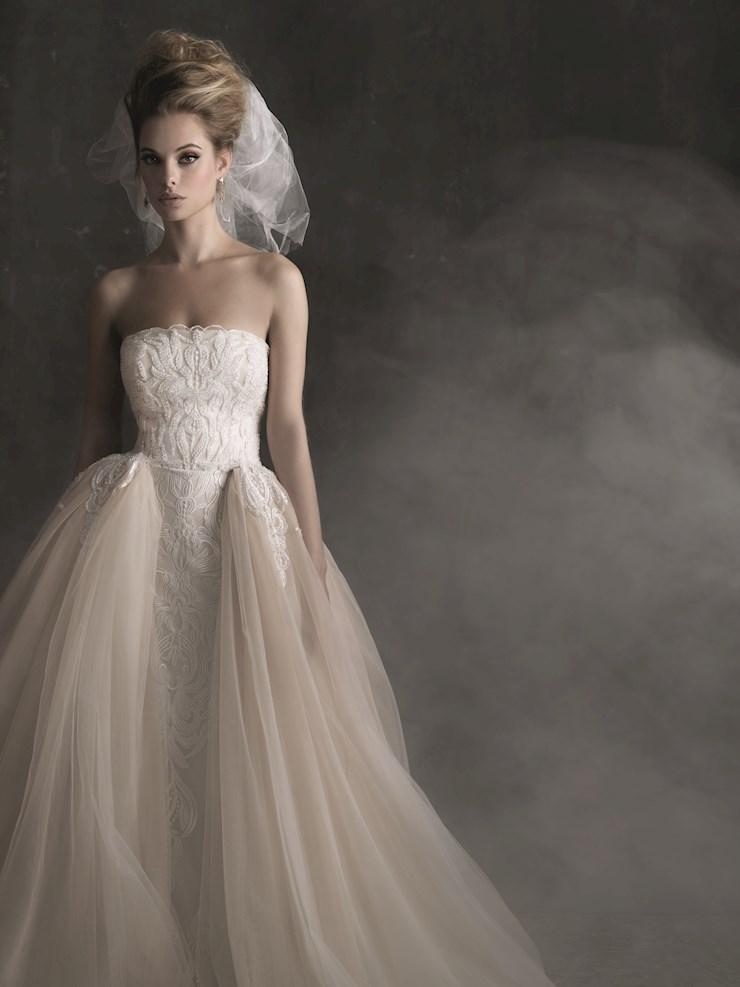 Allure Bridals Style #C400  Image