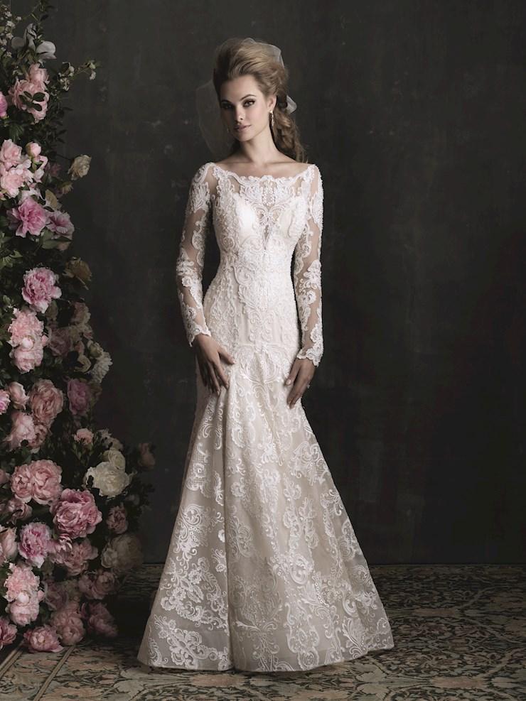 Allure Bridals Style #C406  Image