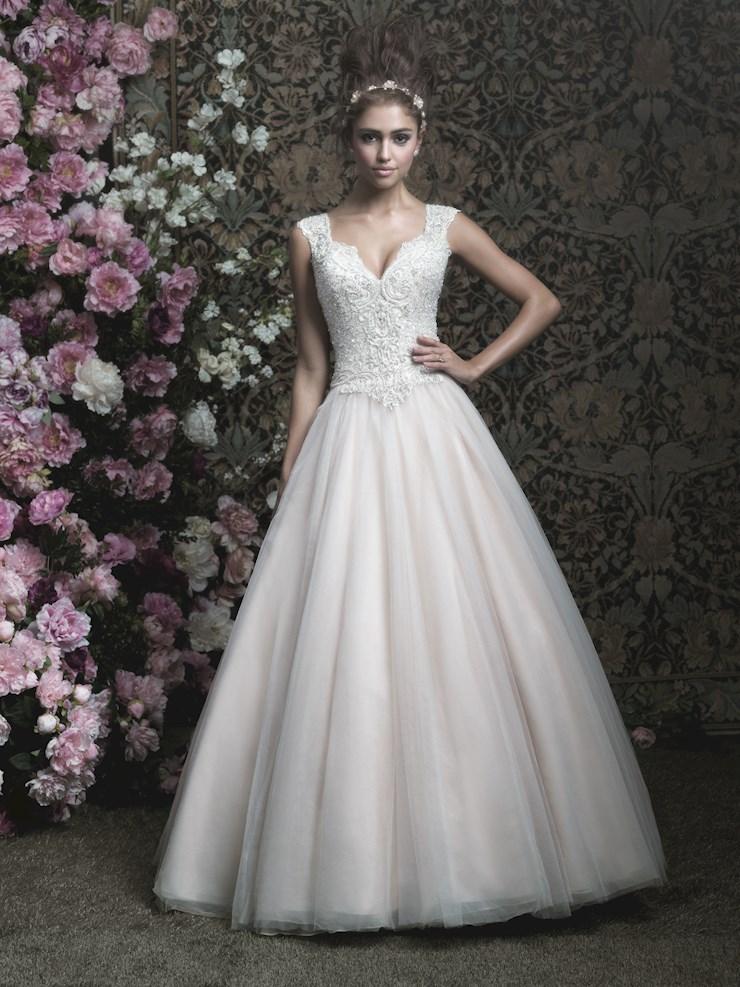 Allure Bridals Style #C407  Image