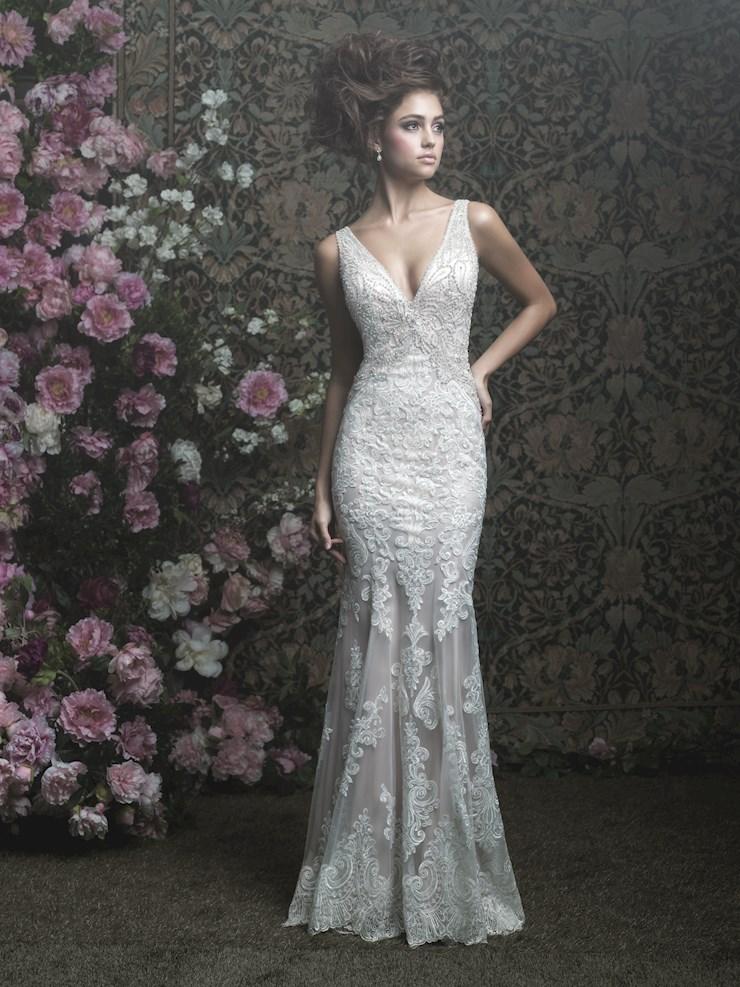 Allure Bridals Style #C408  Image