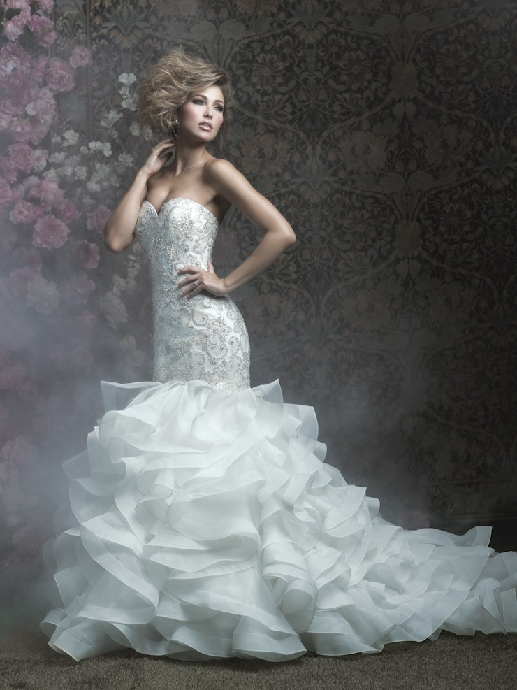 Allure Bridals Style #C410 Image