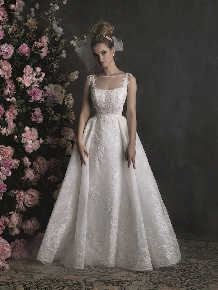 Allure Bridals Style #C413 Image