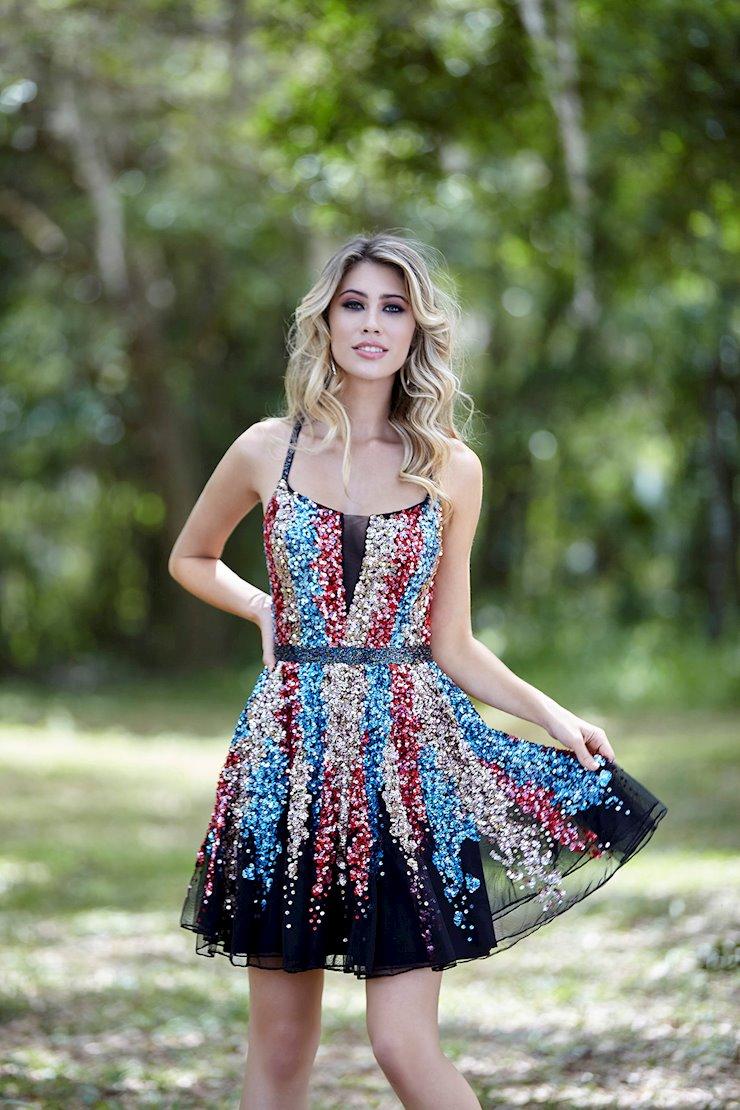 Primavera Couture Style #3338 Image