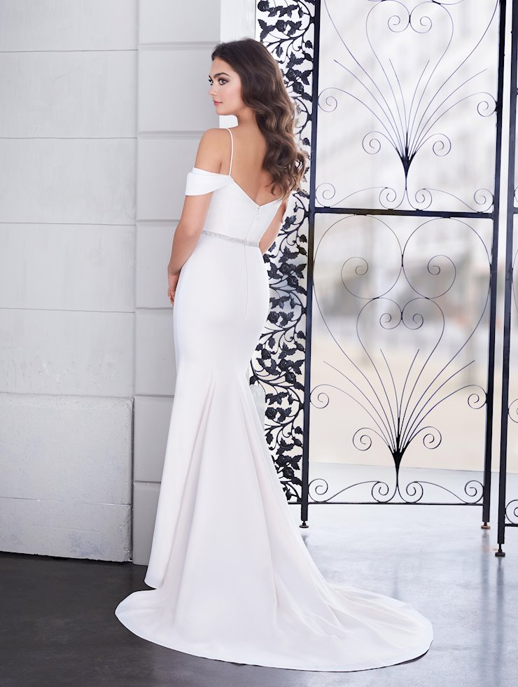 Paloma Blanca Style #4854 Image