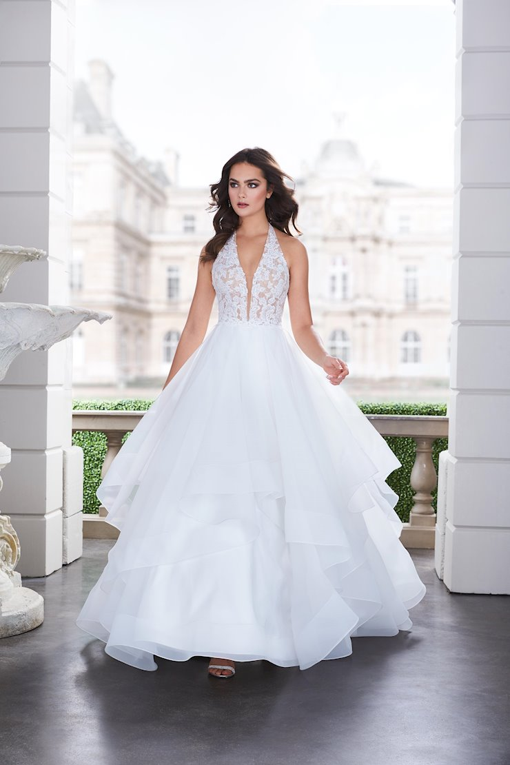 Paloma Blanca Style #4855