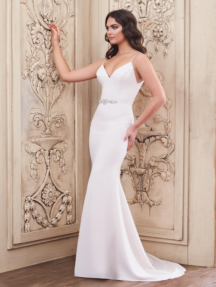 Paloma Blanca Style #4857  Image